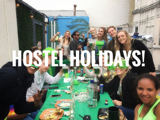 Hostel Holidays : Sharing Traditions Around the Globe