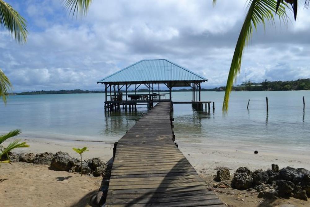 Pukalani Hostal in Bocas del Toro