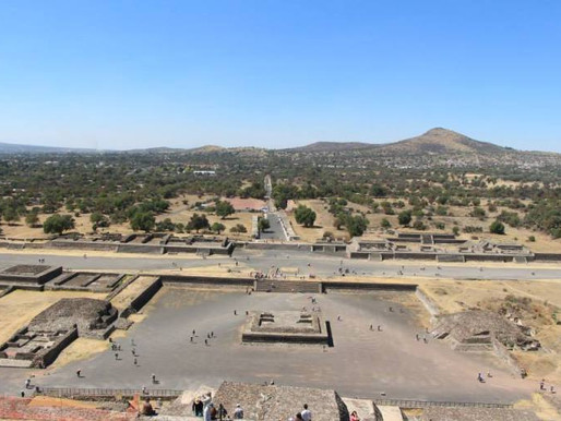 Teotihuacan: An Ancient City