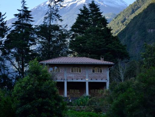 WWOOFing Ecuador – Tungurahua Tea Room