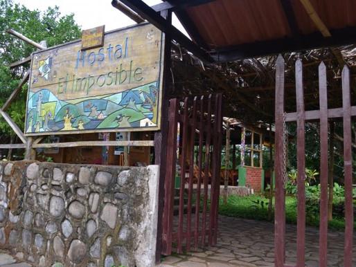 Hostal El Imposible Ecolodge in Parque Imposible, El Salvador
