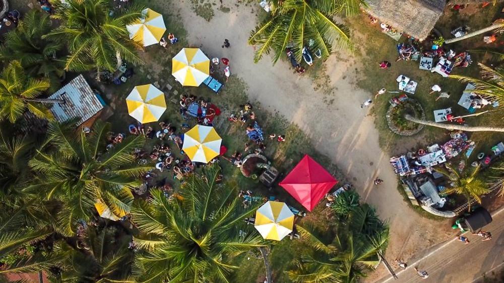 The Doctor's House Saturday Market in Mediha