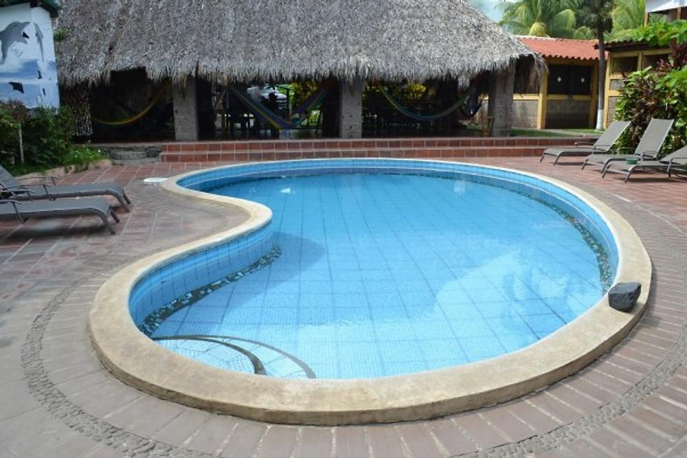 Horizonte Surf Resort and Restaurant in El Zonte, El Salvador