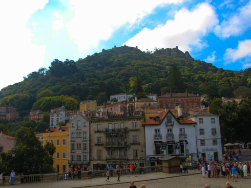 Sintra – A Town of Castles