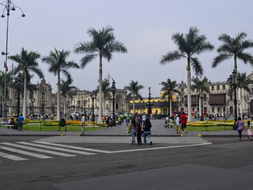 Centro Lima: A Lot More Fun Than Expected