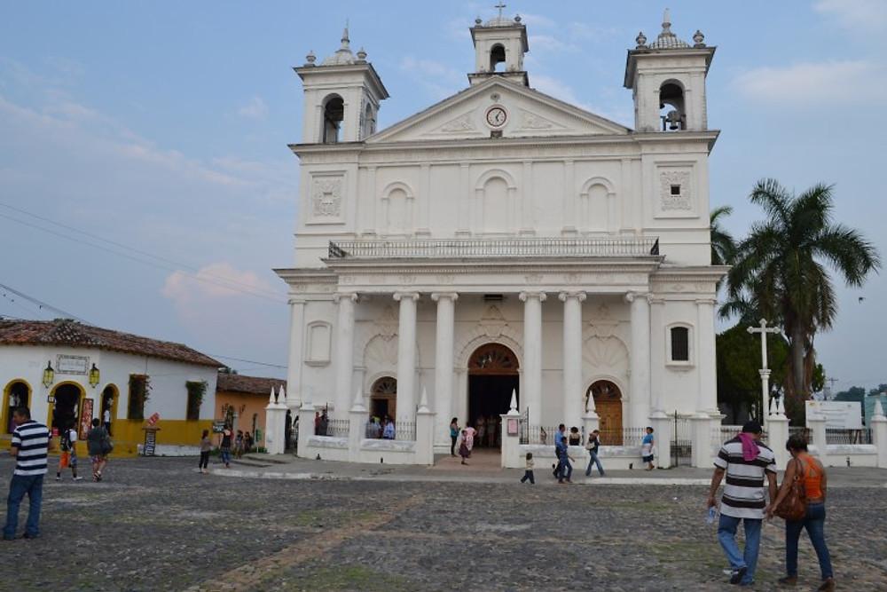 The Art of Suchitoto - The Cultural Center of El Salvador