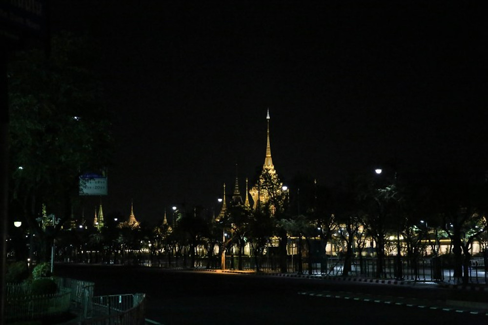 The King of Thailand's Funeral