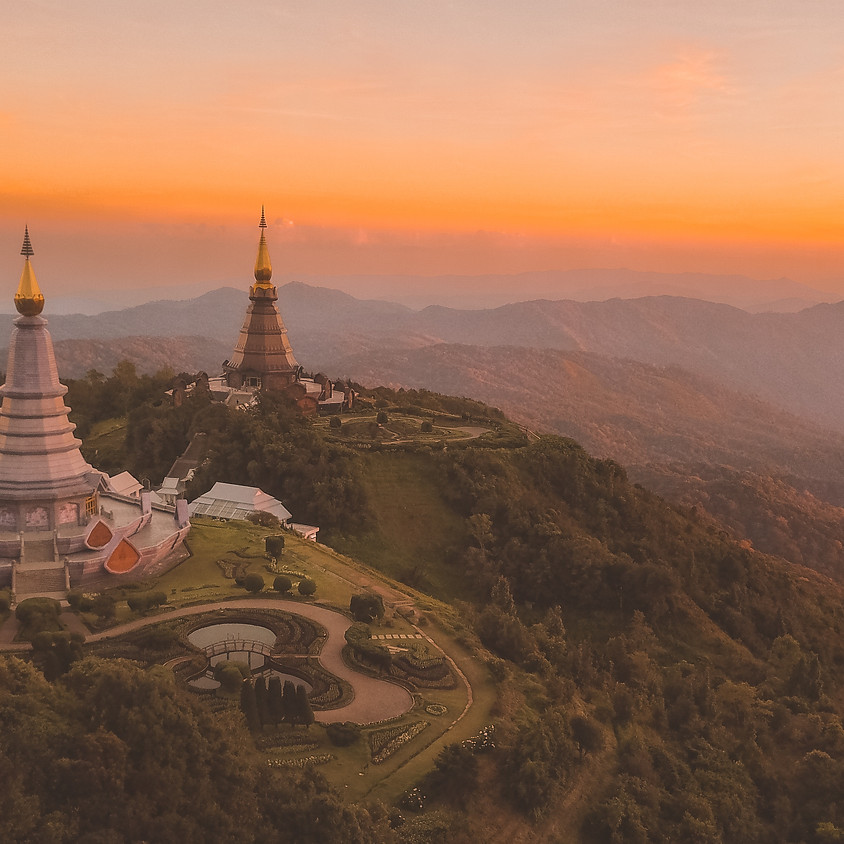 Ascend to Your Higher Self - Yoga Retreat in Northern Thailand!