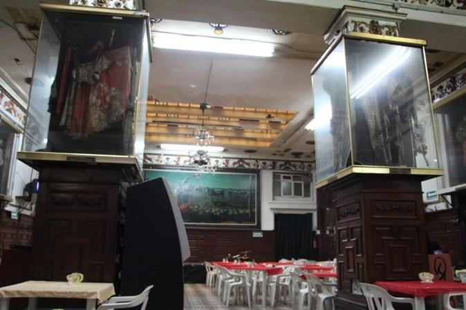 Cantina/Bullfighting Museum - Mexico City Adventure