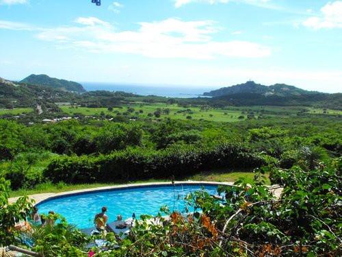 Naked Tiger Hostel in San Juan del Sur, Nicaragua