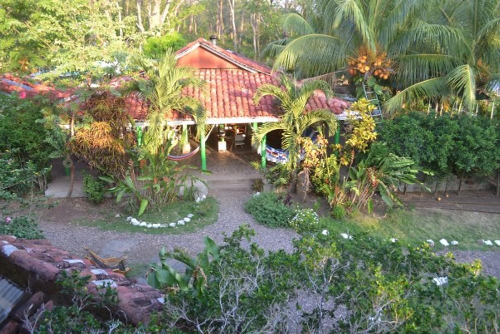 Hacienda Merida in Isla de Ometepe, Nicaragua