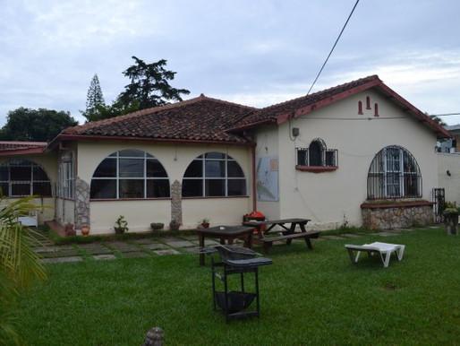 Casa Yoses in San José, Costa Rica