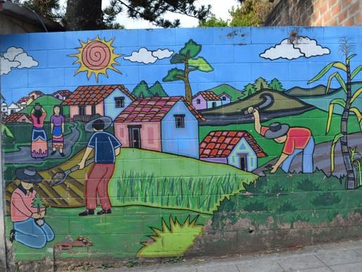 Salvadoran Naive Art and Mountaintop Hitchhiking in La Palma