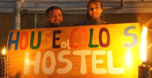House Of Colors Hostel in Pucon, Chile