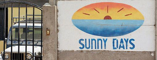 Sunny Days Hostel in Arica, Chile