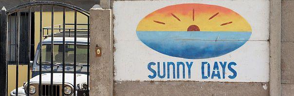 sunny days hostel