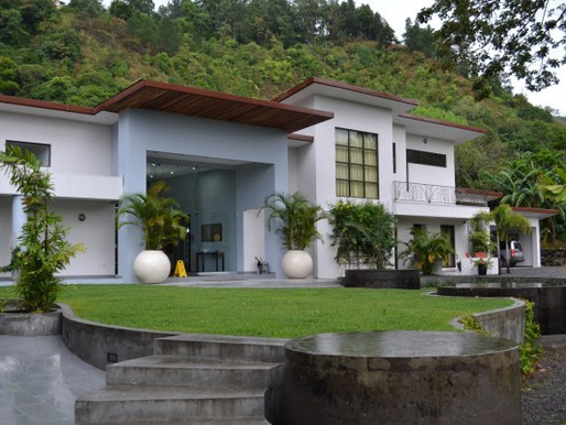 The Haven Spa Hotel in Boquete, Panamá