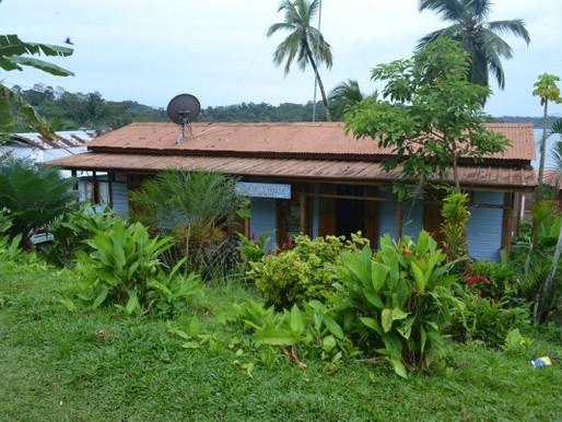 Rafael's House in Bocas del Toro, Panamá