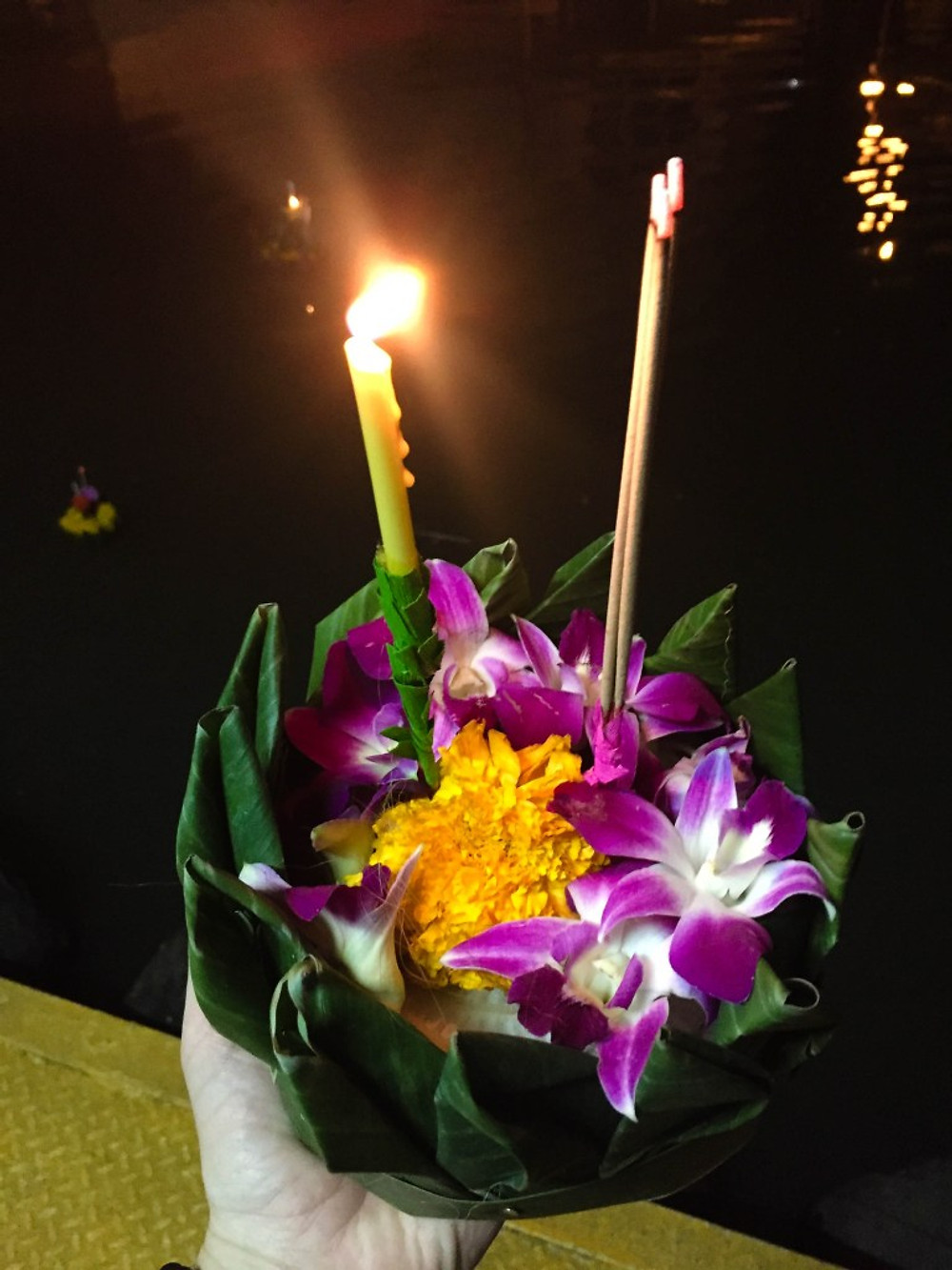 Loy Krathong Bangkok