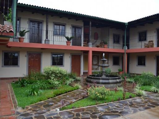 Segen Hostel in Concepcion de Ataco, El Salvador