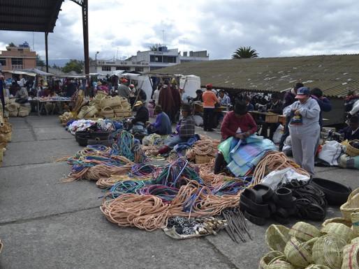 Quilotoa Loop – Ecuador Part 1: Latacunga to Isinlivi