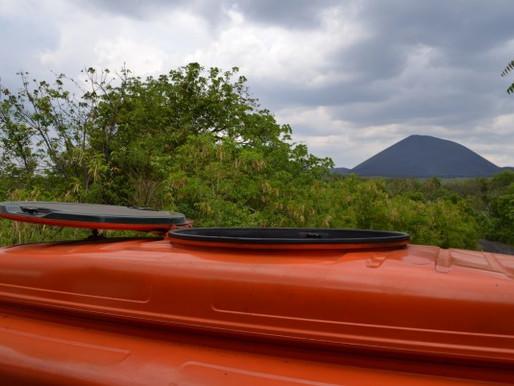 Volcano Boarding Nicaragua Style