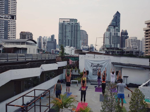 Free Yoga in Bangkok