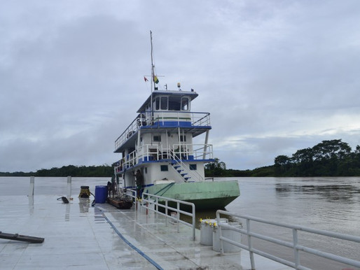 Hitchhiking Bolivian Boats in the Amazon – Part 3