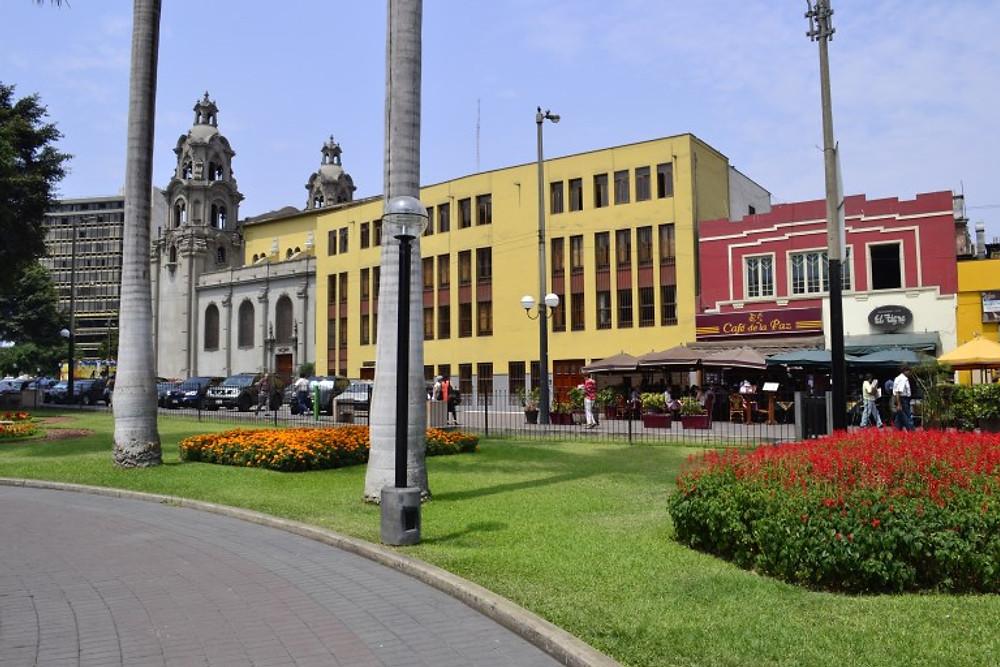 Miraflores - The Fancy Lima Barrio