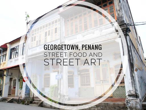 Street Food Heaven – Penang, Malaysia