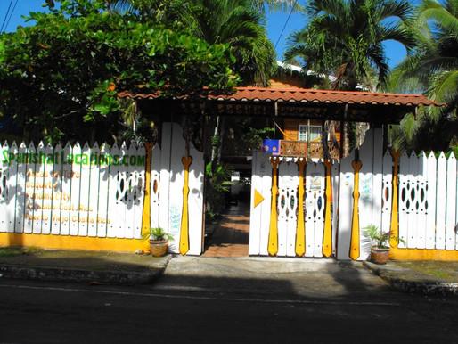 Spanish by the Sea in Bocas del Toro, Panama