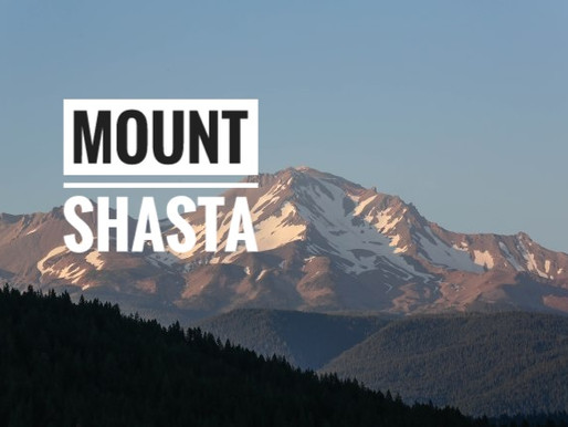 Mt. Shasta and NorCal Hippies