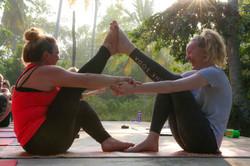 Weligama surf yoga-2