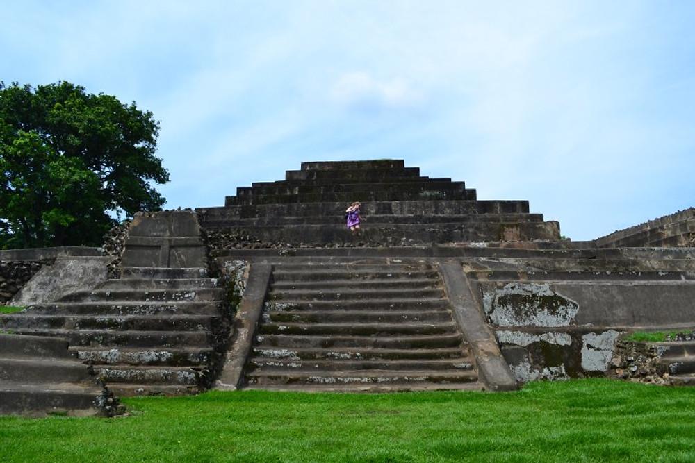 Ruinas del Tazumal