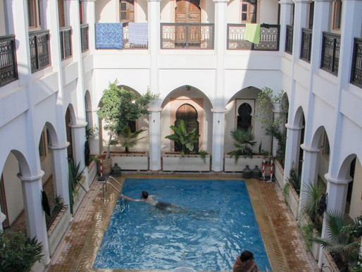 Equity Point Hostel – Marrakech, Morocco