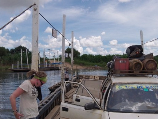 Boat Hitchhiking to Trinidad, Bolivia – Part 4
