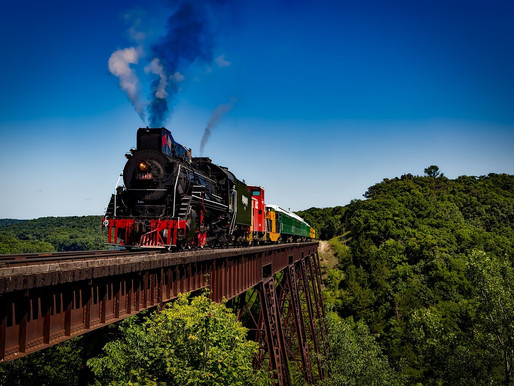Mastering the Art of Traveling by Train