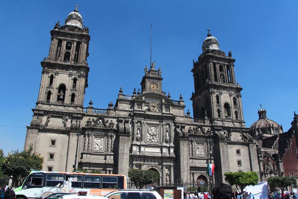 Downtown DF - Mexico City Adventure