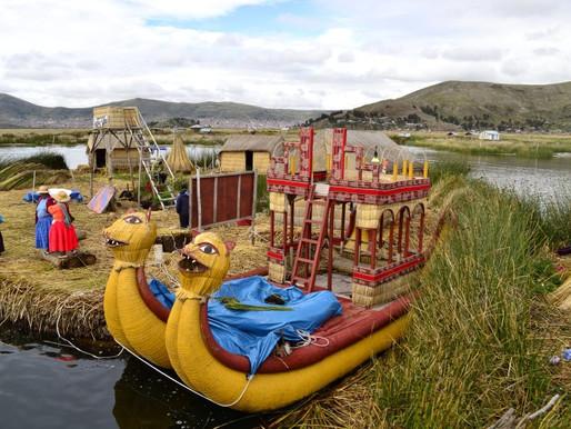Peru's Lake Titicaca Islands: Floating Islands and Taquile Island