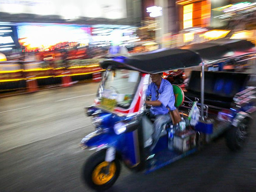 How To Get Around Bangkok, Thailand – A Guide For Travelers