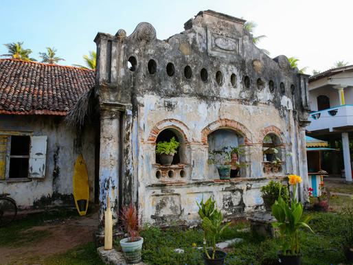 The Doctor's House in Madiha, Sri Lanka
