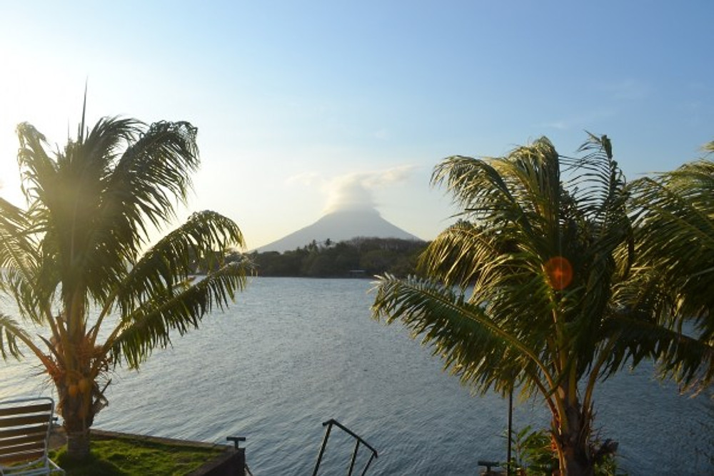Hacienda Merida is located in a tranquil, off-the-beaten-track spot on the Isla de Ometepe in the middle of Lago Nicaragua.
