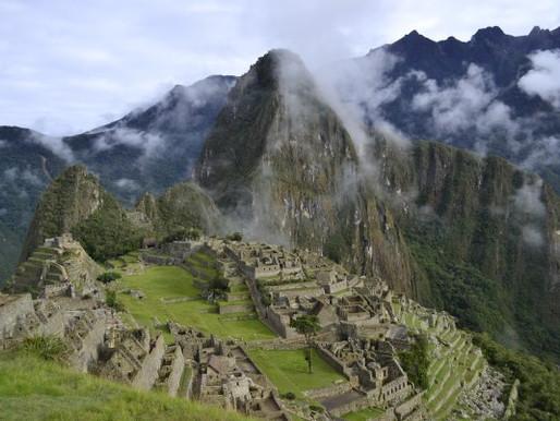 Inca Trail: Day Four