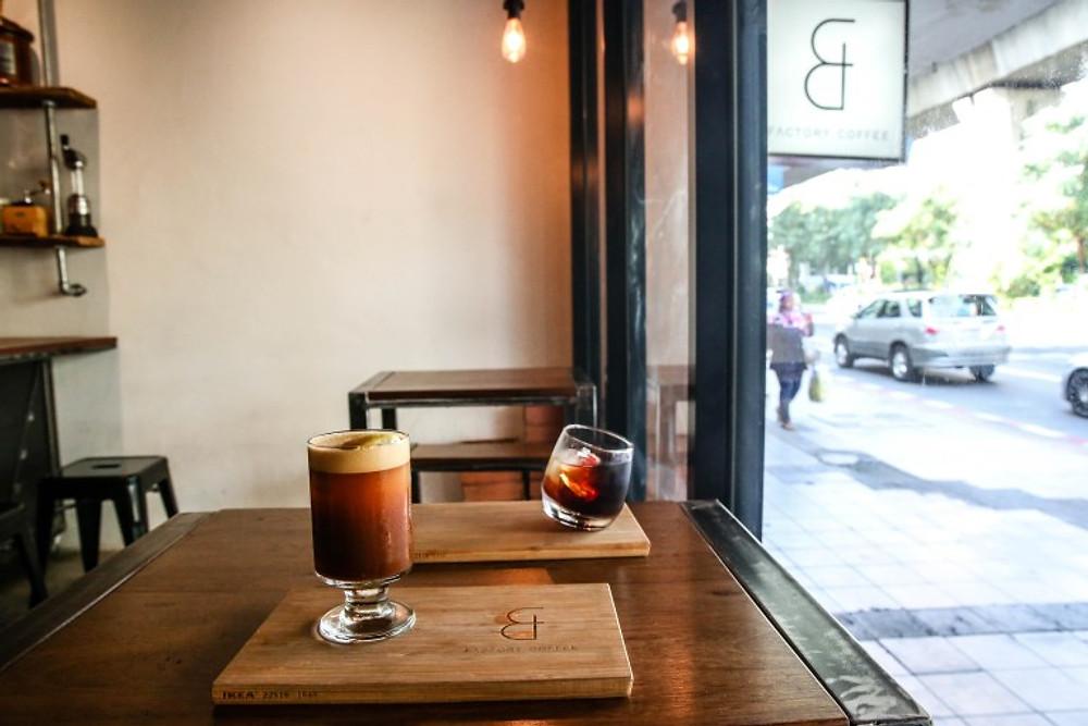 Factory Coffee - Bangkok's Best Beans