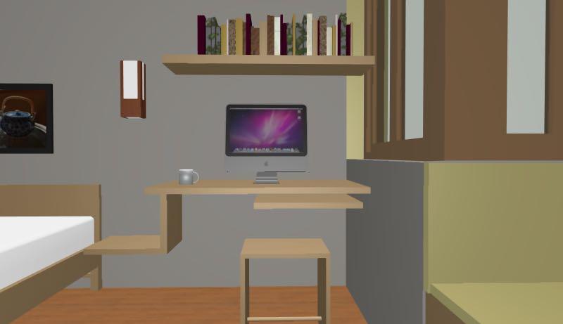 1519 CARPENTER  4th flr bdrm built n desk.jpg