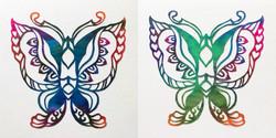 99 Pairs of Butterflies 01