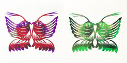 99 Pairs of Butterflies 18