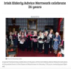 The Irish Pensioners Choir
