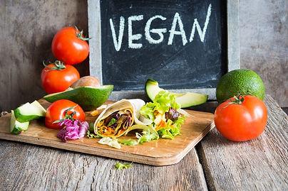 dieta vegana e vegetariana