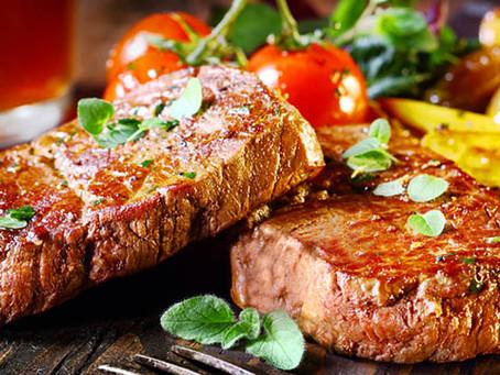 Effetti dannosi per la salute di una dieta ad elevato contenuto di proteine di origine animale